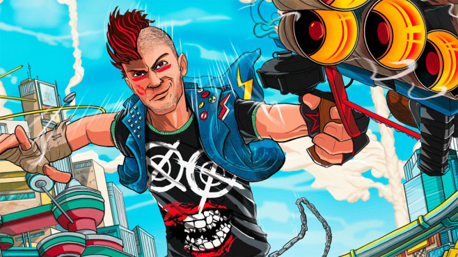 لعبة Sunset Overdrive