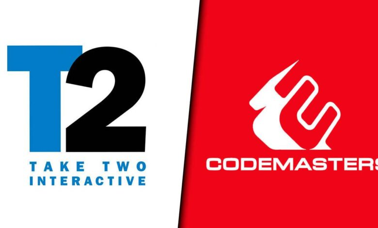 Take-Two Codemasters