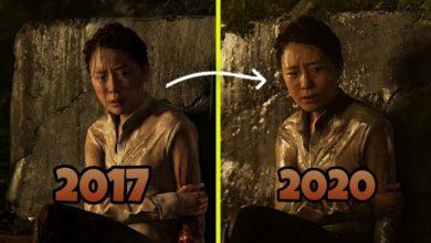 Photo of فيديو يقارن رسومات لعبة The Last of Us 2 النسخة النهائية مع العروض الترويجية, تحسن كبير و واضح..