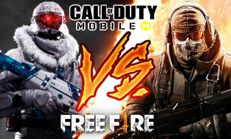 Call of Duty Mobile Free Fire